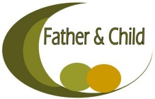Father and Child Logo