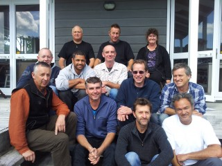 during strategy summit in kapiti