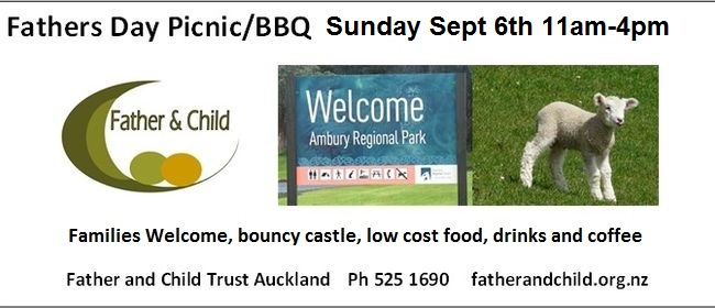 Fathers Day Family Fun at Ambury Farm/Park, Mangere Bridge